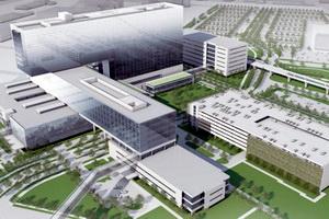 Проект офисного комплекса