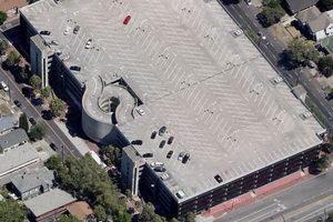 Проект многоэтажного паркинга открытого типа