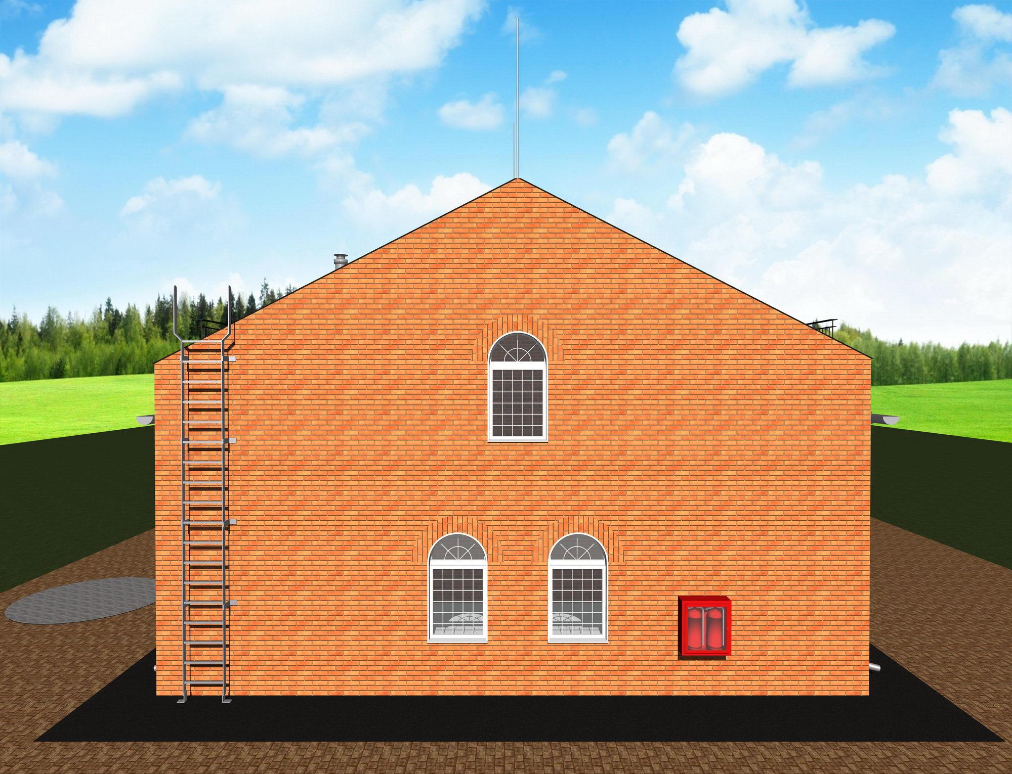Строительство дачных гаражей под ключ