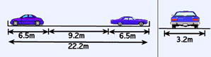 Схема парковки машин