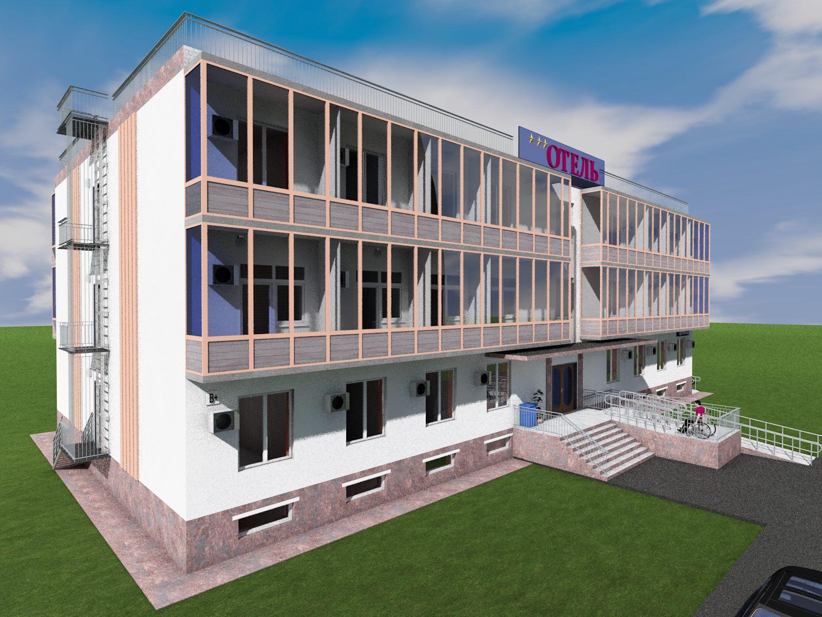 Stroški gradnje hotela s 50 sobami