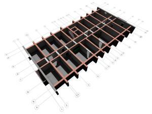 План подвала многоэтажного дома