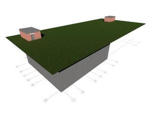 Проект двухуровневого частного подземного бункера