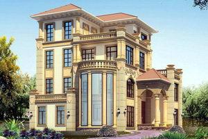 Проект пятиэтажного частного дома