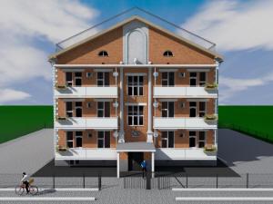 проекты мало этажных домов