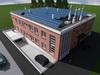 Проект трехэтажного жилого дома на 12 квартир с подземным паркингом
