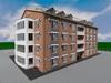 Проект двухподъездного трехэтажного жилого дома