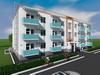 Проект 3-х этажного одноподъездного жилого дома на 18 квартир