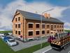 Проект двухэтажного жилого многоквартирного дома на 8 квартир