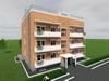 Архитектурный проект дома на 12 квартир