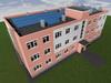 Проект 3-х этажного одноподъездного жилого дома