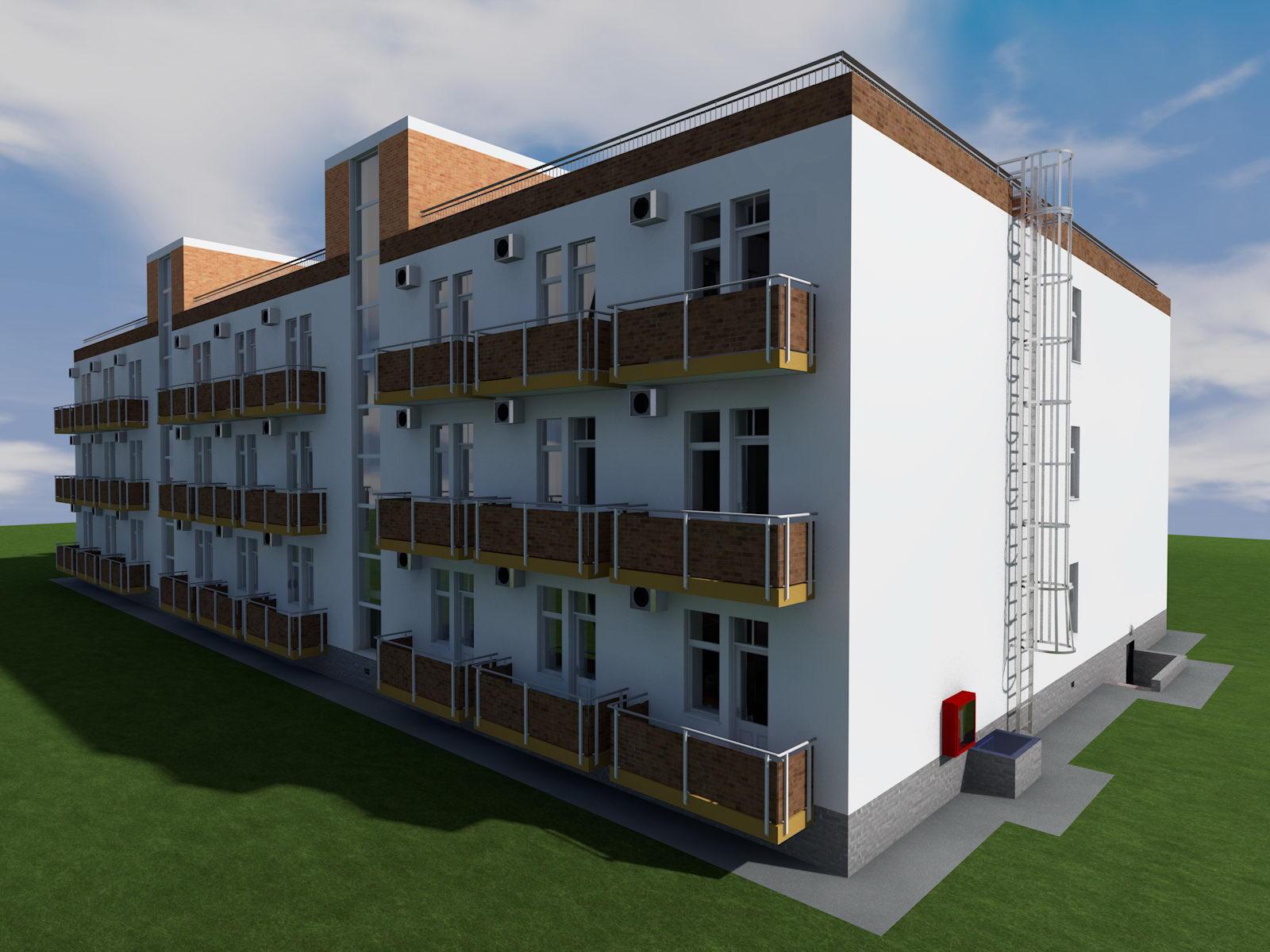 смета на строительство одноподъездного жилого дома