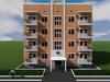 Проект 4-х этажного одноподъездного жилого дома на 16 квартир