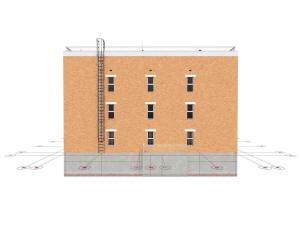 Готовый проект пятиэтажного дома