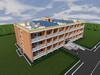 Проект трехэтажного дома на 18 квартир