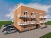 Проект трехэтажного дома на 6 квартир