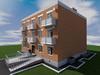 Проект трехэтажного жилого дома на 12 квартир