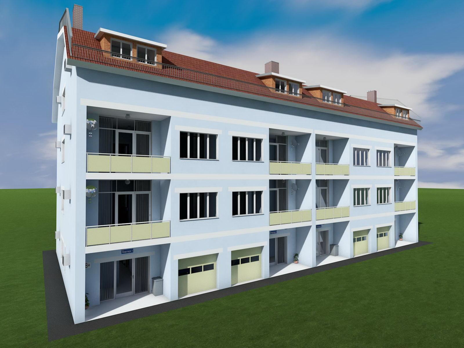 Проекты домов и коттеджей - abrisburoru